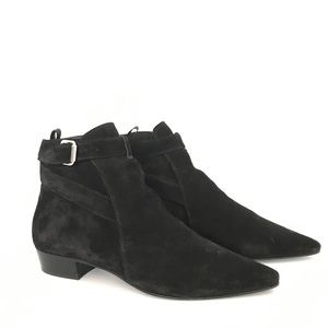 Miu Miu Calzature Donna Black Ankle Booties